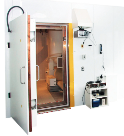 Magnetically Shielded Room made of VACOSHIELD