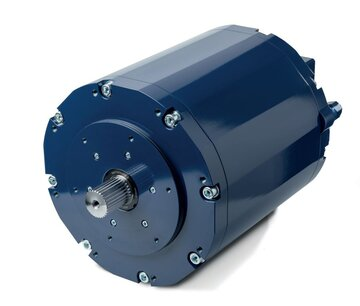 Drivetek Motor developed with VACOFLUX X1